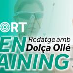 'Visport Open Training' amb Dolça Ollé i Rudy Project