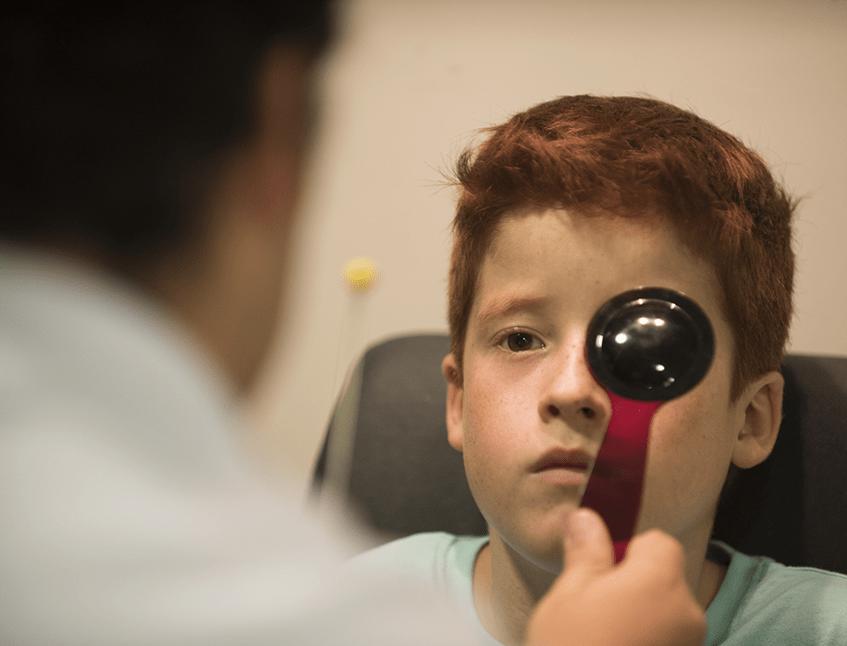 Control de miopia durant el creiexement