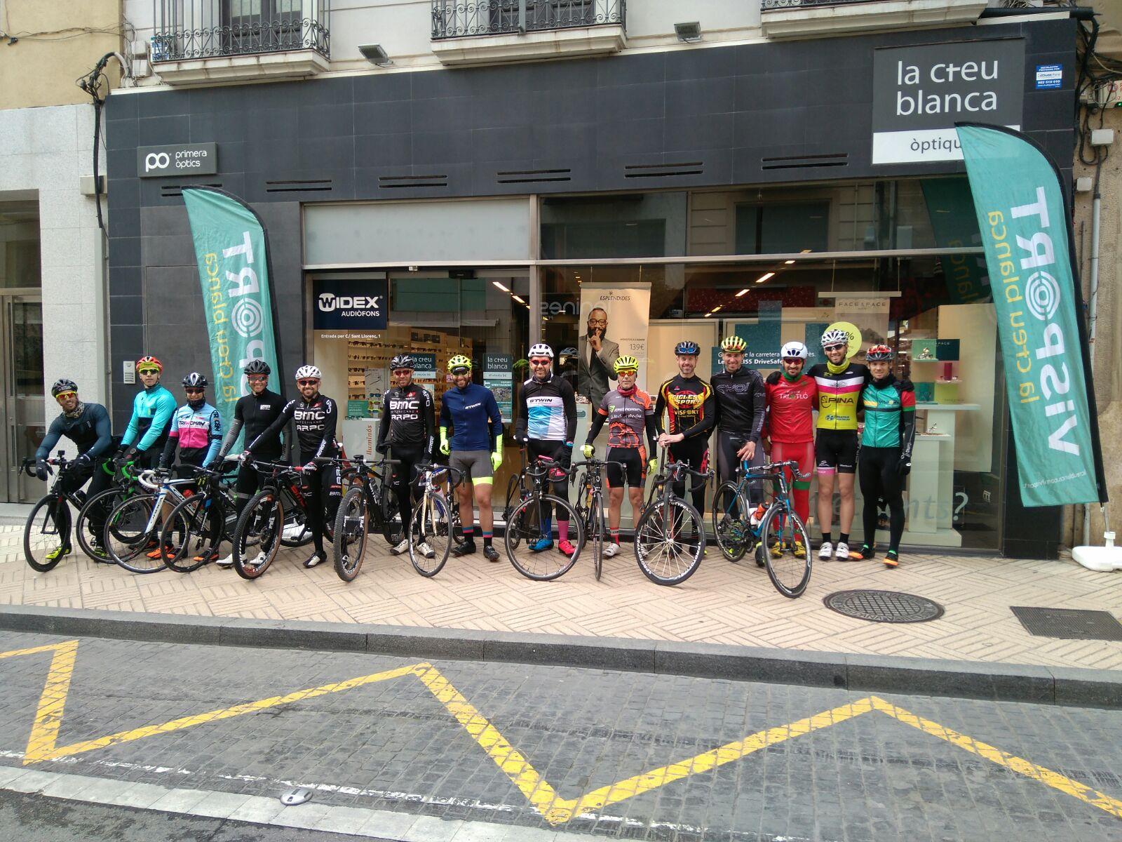 Visport Open Training amb Josep Betalú