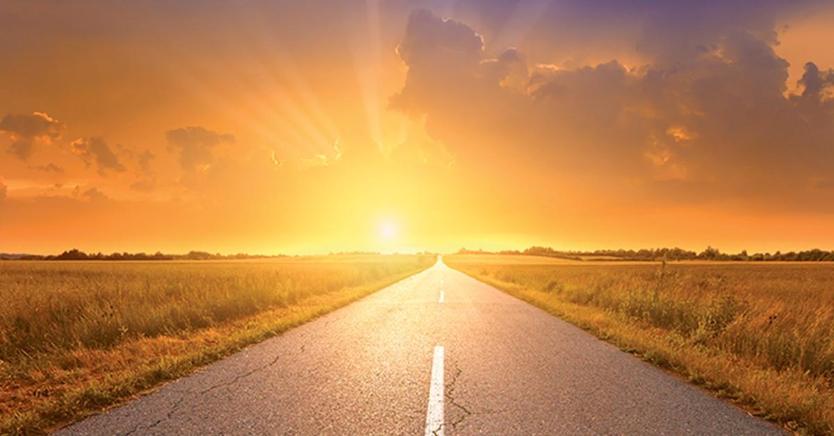 visió i conducció. perill enlluernaments a la carretera